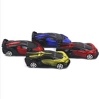 "3-piece Set Of ""super Cheap"" Pull Back Car Set, Toy Car, Party Pet, Mini Toy Car Set, Boy, Child, Childrens Birthday Play Alloy Car Set"