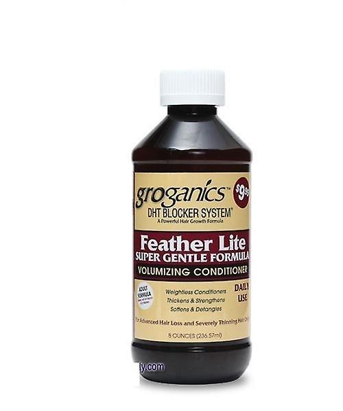 Groganics Featherlite Volume Conditioner 8oz