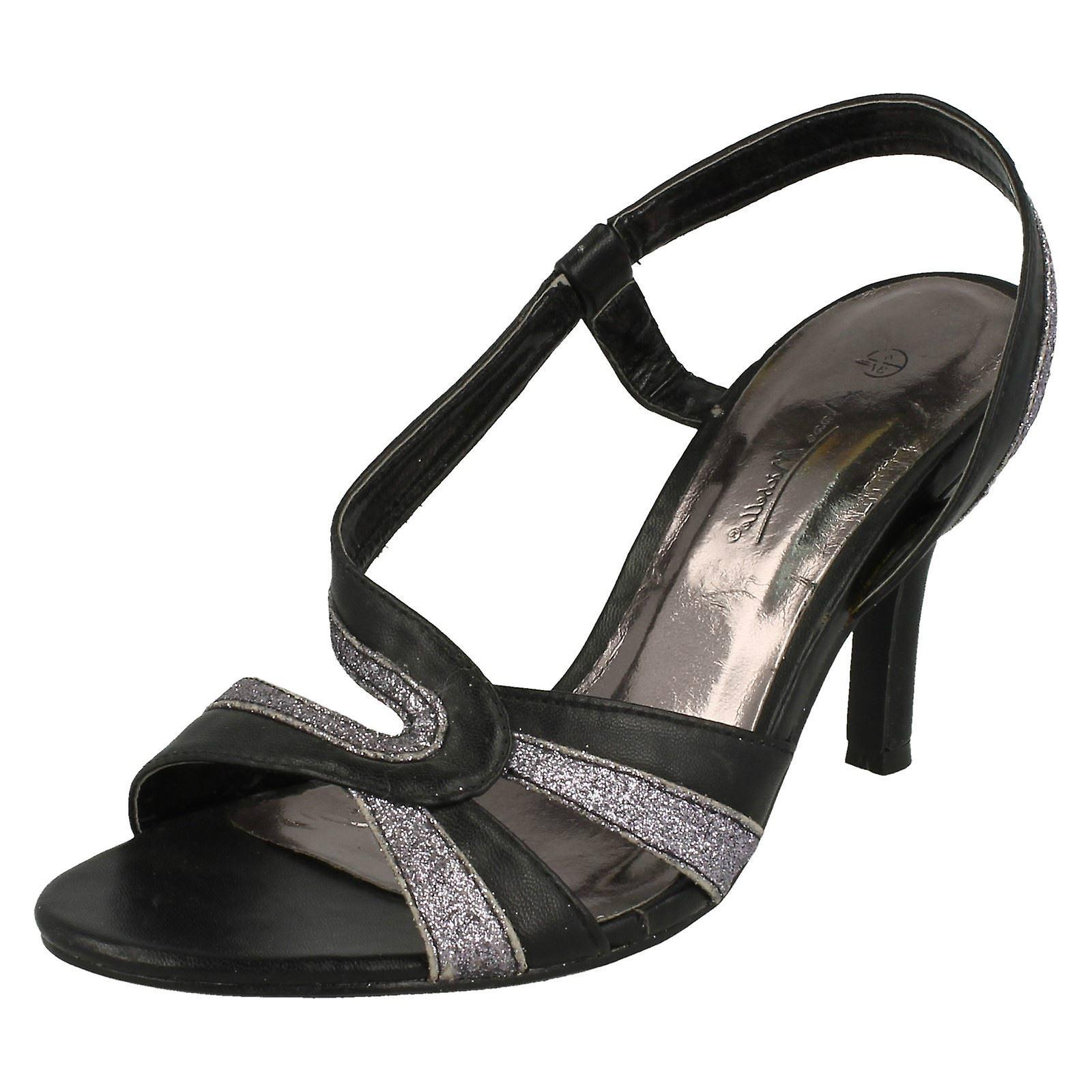 Panie Anne Michelle wysoki obcas sandały F10158 xzTUq