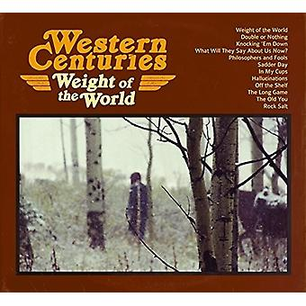 Western Centuries - Weight of the World [Vinyl] USA import