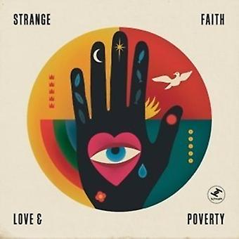 Strange Faith - Love & Poverty [Vinyl] USA import