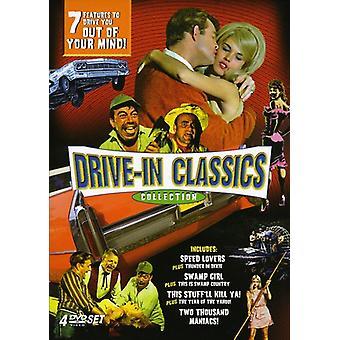 Importation de Drive-In Classics Collection [DVD] é.-u.