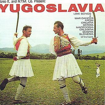 Tonio K. - Yugoslavia [CD] USA import