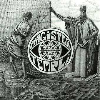 Magister Templi - Lucifer Leviathan Logos [CD] USA import