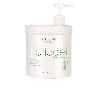 PostQuam Crio Gel corpo tratamento 1000 Ml para as mulheres