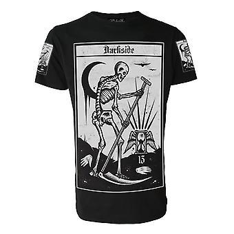 Darkside - death tarot - mens t-shirt - black
