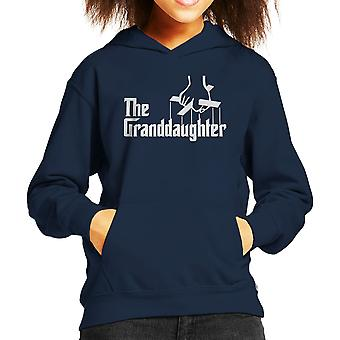 The Godfather The Granddaughter Kid's Hooded Sweatshirt