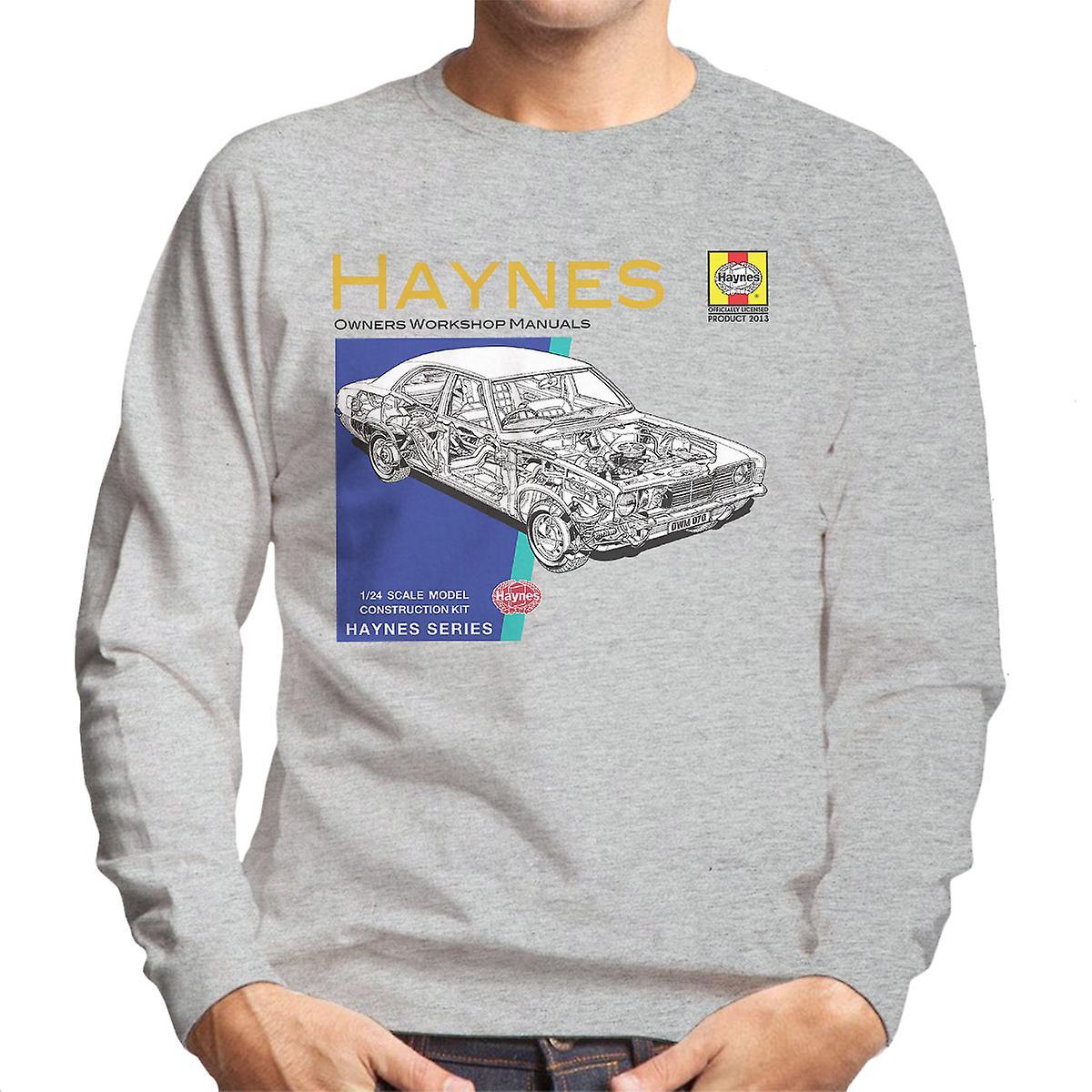 haynes owners workshop manual  ford cortina mk mens