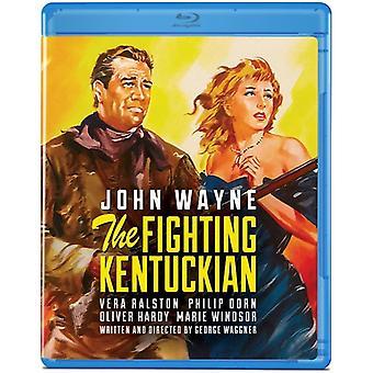 John Wayne - The Fighting Kentucky [Blu-ray] [BLU-RAY] USA import