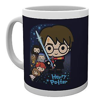 Harry Potter Charaktere Mug