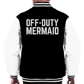 Hors Varsity Jacket obligation sirène masculine