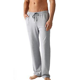 Mey salón color sólido gris pijama Pijama 24660-620 hombres Pant