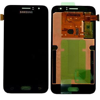 Display LCD complete set GH97-18224 C Black for Samsung Galaxy J1 J120F 2016