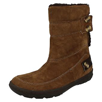 Ladies Caterpillar Ankle Boots Shayna