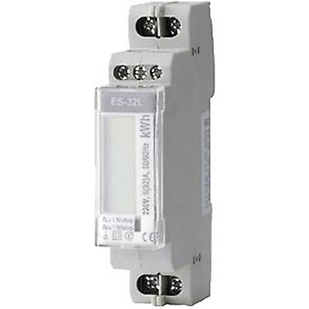 ENTES ES-32L Electricity meter (AC) Digital 32 A MID-approved: No 1 pc(s)