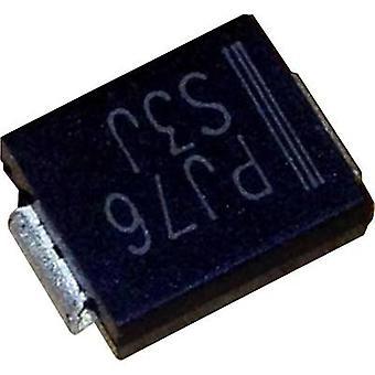 Redresseur PanJit Schottky SK56L DO 214AB 60 V mono