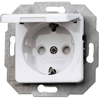Kopp sett PG socket Europa Arktis hvit, Matt 117113086