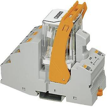 فينيكس الاتصال RIF-4-RPT-LV-230AC/3X1 ترحيل مكون الجهد الاسمي: 230 V AC التبديل الحالي (كحد أقصى): 8 A 3 صانعي 1 pc (ق)