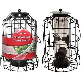 Oiseaux graine Feeder écureuil preuve Wild Bird soins alimentation jardin suspendu