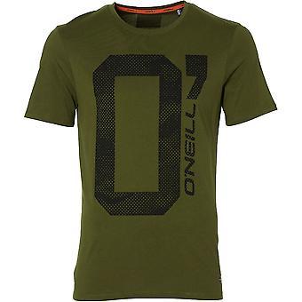 O'Neill Herren o-Short Sleeve Graphic T-Shirt aus Bio-Baumwolle