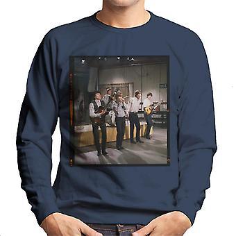 TV razy Rolling Stones TV wydajności 1963 męska Bluza