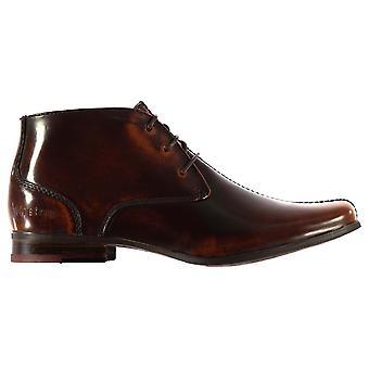 Barril de pólvora Mens Wesley BT Casual rendas até sapatos calçados