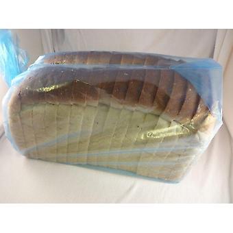 Fosters Frozen Sliced White Split Tin Loaves