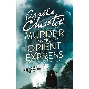 جريمة قتل في قطار الشرق السريع من أجاثا كريستي-كتاب 9780007527502