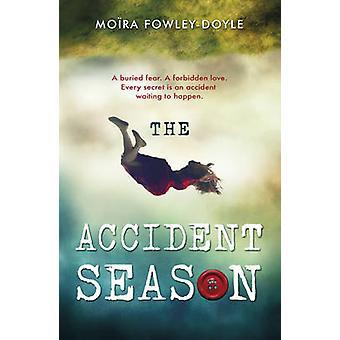 Ulykken sesongen av Moira Fowley-Doyle - 9780552571302 bok