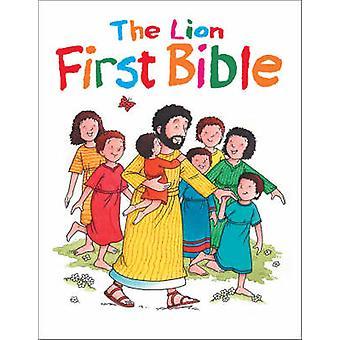 Lion första Bibeln av Pat Alexander - Leon Baxter - 9780745961033 B