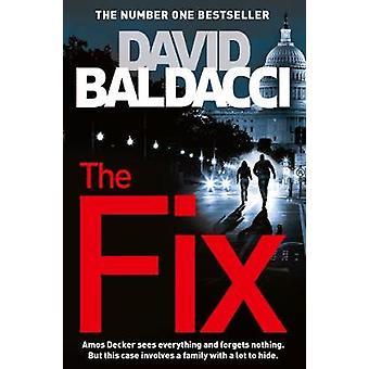 Poprawka David Baldacci - 9781447277446 książki
