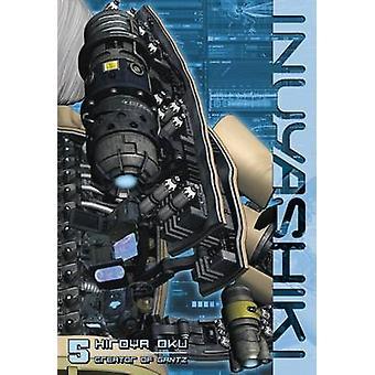 Inuyashiki 5-5 par Hiroya Oku - livre 9781632362971