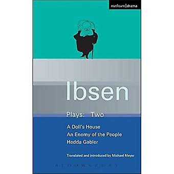 Ibsen speelt twee: A Doll's House, een vijand van het volk, Hedda Gabler