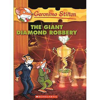 Den riesigen Diamanten-Raub (Geronimo Stilton Special Edition