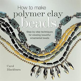 Wie erstelle ich Polymer Clay Beads