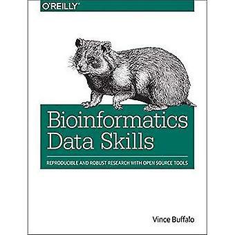 Bioinformatik Data färdigheter: Reproducerbara och Robust forskning med Open Source verktyg