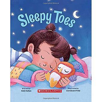 Sömnig tår (en vadderad Board Book)
