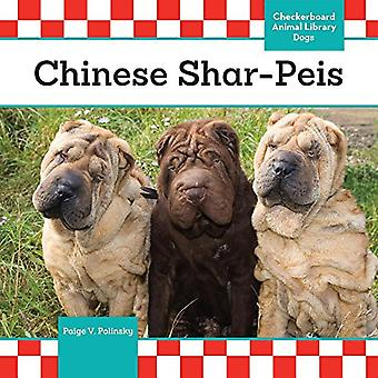 Chinese Shar-Peis (Dogs Checkerboard Animal Library)