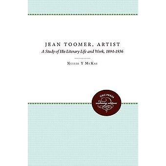 Jean Toomer Artist by McKay & Nellie Y.
