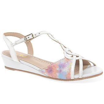 Van Dal Medlow Womens Wedge Heel Sandals