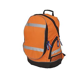 Yoko High Visibility London Rucksack/Backpack (Pack of 2)