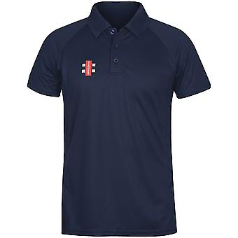 Gray-Nicolls Mens matrice manches courtes T-Shirt