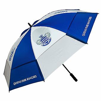 Queens Park Rangers FC officielle dobbelt Canopy Golf Paraply