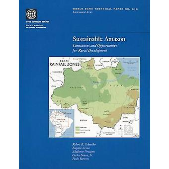 Bæredygtig Amazon-begrænsninger og muligheder for landdistriktsudvikling