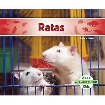 Ratas (Rats) by Grace Hansen - 9781680804140 Book