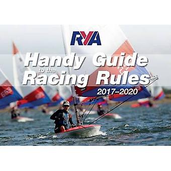 RYA Handy Guide to the Racing Rules 2017-2020 - 9781910017135 Book