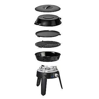 Cadac Safari Chef 2 Pro QR BBQ - Black