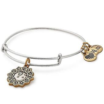 Alex And Ani Libra Two Tone Bracelet - A17EBZD07RS