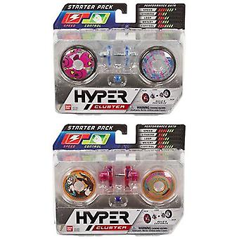 Hyper Cluster Yo Yo Starter Pack - One Supplied At Random