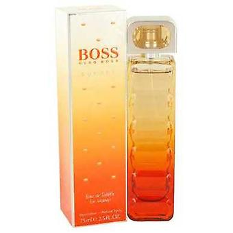 Boss Orange Sunset By Hugo Boss Eau De Toilette Spray 2.5 Oz (women) V728-467977